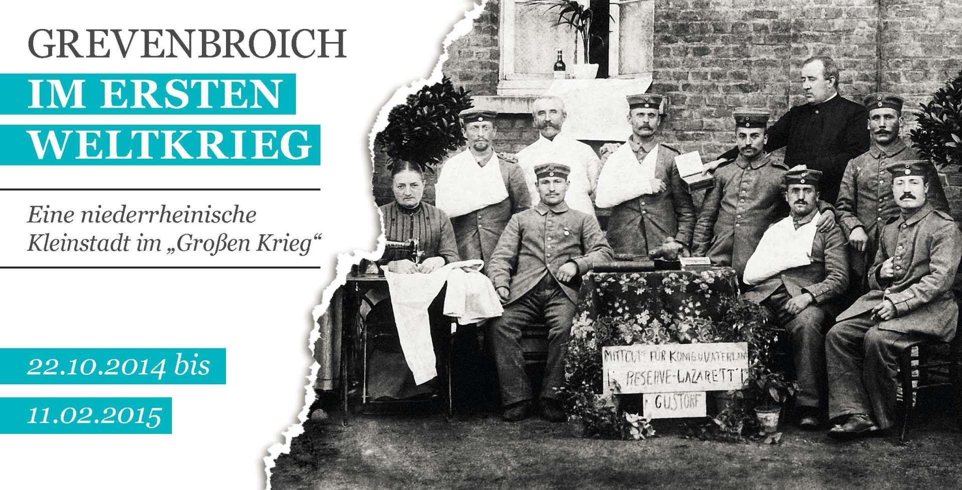 Grevenbroich im Ersten Weltkrieg