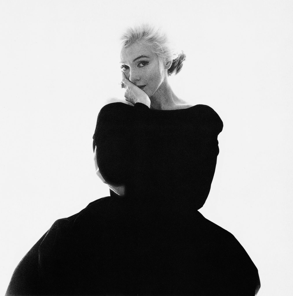 Marylin Monroe, Foto: Bert Stern