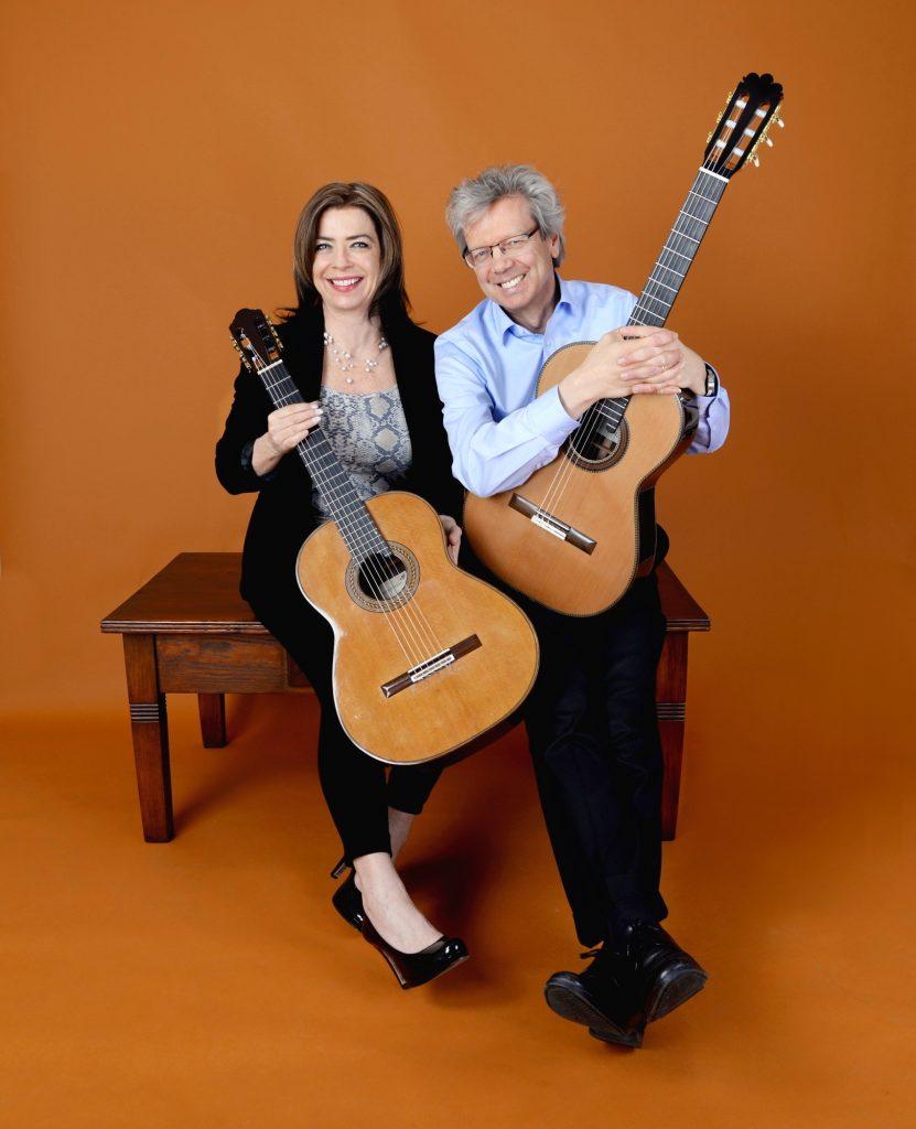 Foto Amadeus Guitar Duo