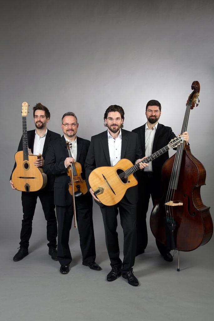 Foto Joscho-Stephan-Quartett