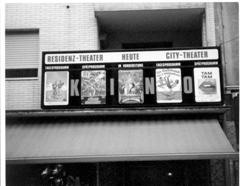 Residenz und City Kino