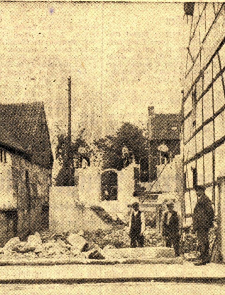 Synagoge 1939